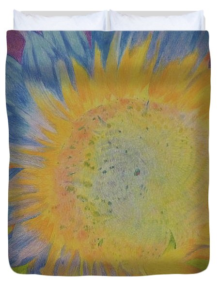 Sunglow Duvet Cover
