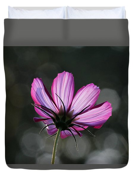 Sunlit Beauty Duvet Cover