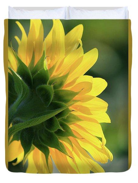 Sunlite Sunflower Duvet Cover