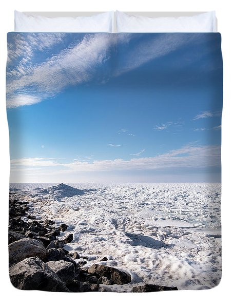 Duvet Cover featuring the photograph Sunny Afternoon-t2 by Onyonet  Photo Studios