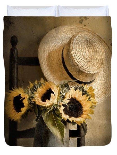 Sunny Inside Duvet Cover