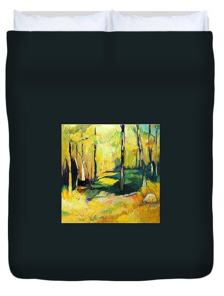 Sunny Meadow Duvet Cover
