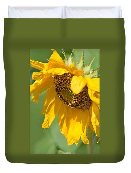 Sunny One Duvet Cover