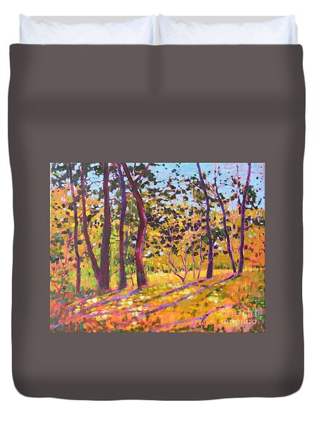 Sunny Place Duvet Cover