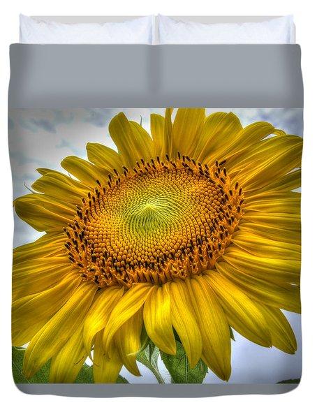 Sunny Side Up Duvet Cover
