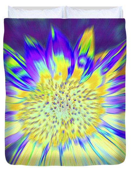 Sunpopped Duvet Cover
