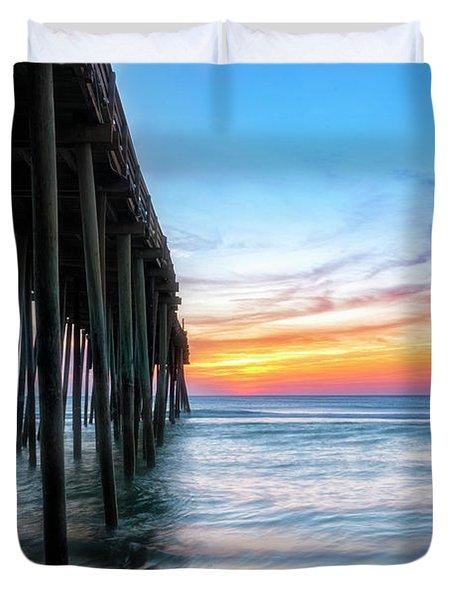 Sunrise Blessing Duvet Cover