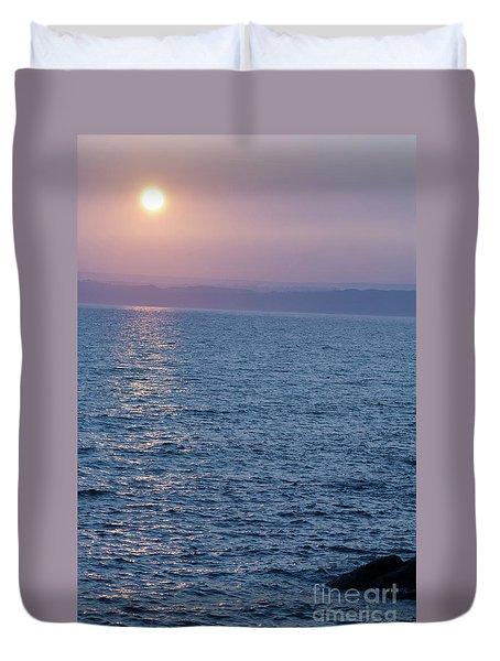 Sunrise Collectin Duvet Cover