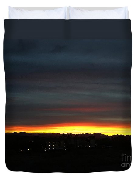 Sunrise Collection, #5 Duvet Cover