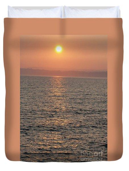 Sunrise Collection Duvet Cover