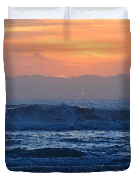 Sunrise Dbs 5-29-16 Duvet Cover