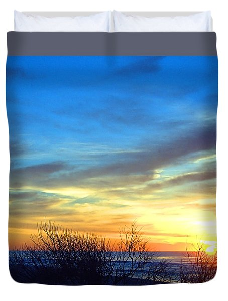 Sunrise Dune I I Duvet Cover