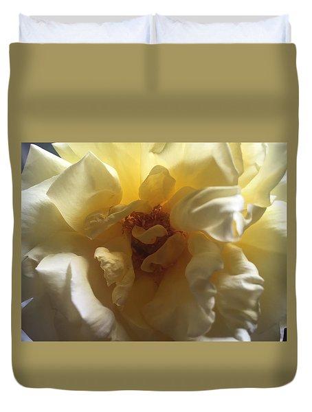 Sunrise Flower Duvet Cover