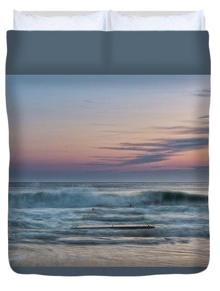 Sunrise Hunter Duvet Cover