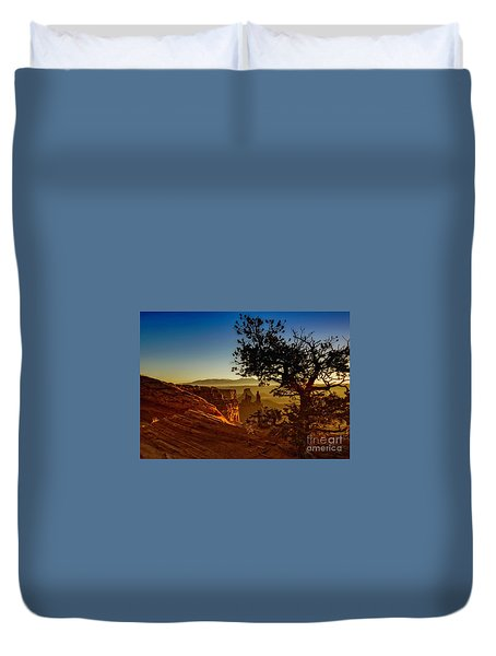 Sunrise Inspiration Duvet Cover