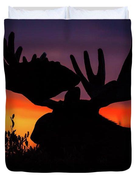 Sunrise King Duvet Cover