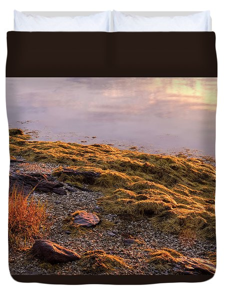Sunrise Light Duvet Cover