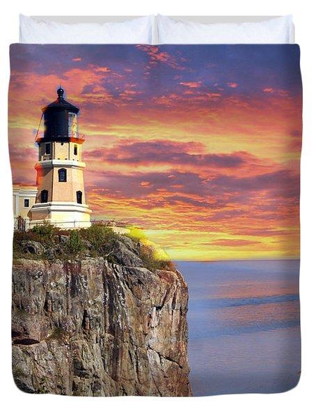 Sunrise Duvet Cover by Marty Koch