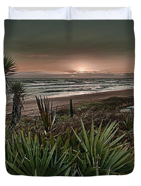 Sunrise Picnic Duvet Cover
