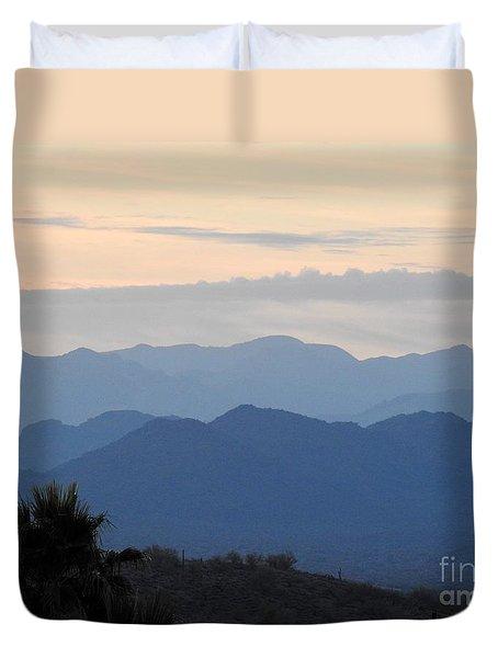 Sunrise Series #7 Duvet Cover