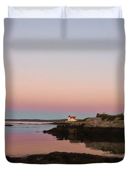 Sunrise Spillover Duvet Cover