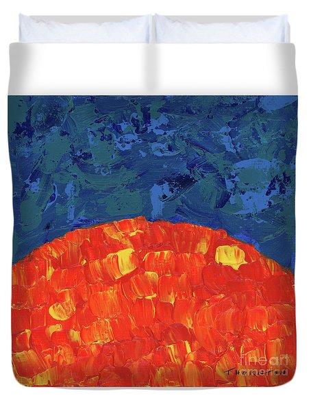 Sunrise Sunset 4 Duvet Cover
