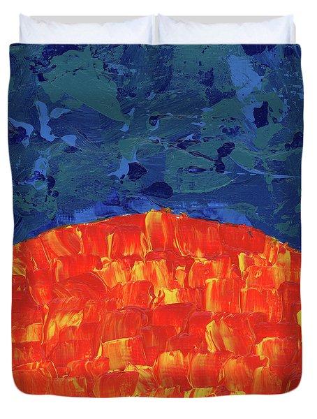 Sunrise Sunset 5 Duvet Cover