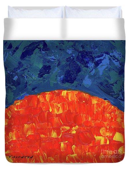 Sunrise Sunset 6 Duvet Cover