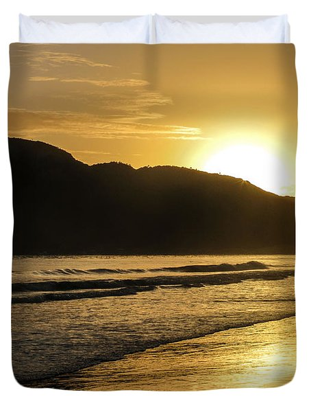 Sunrise Surprise Duvet Cover