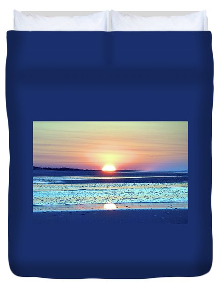 Sunrise X I V Duvet Cover