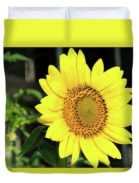 Sun's Up Duvet Cover