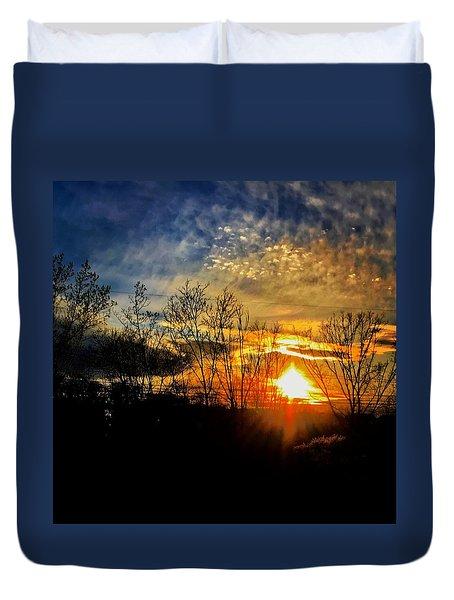 Sunset #1 Duvet Cover