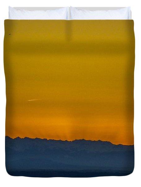 Sunset 3 Duvet Cover