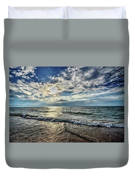 Sunset 32 Duvet Cover
