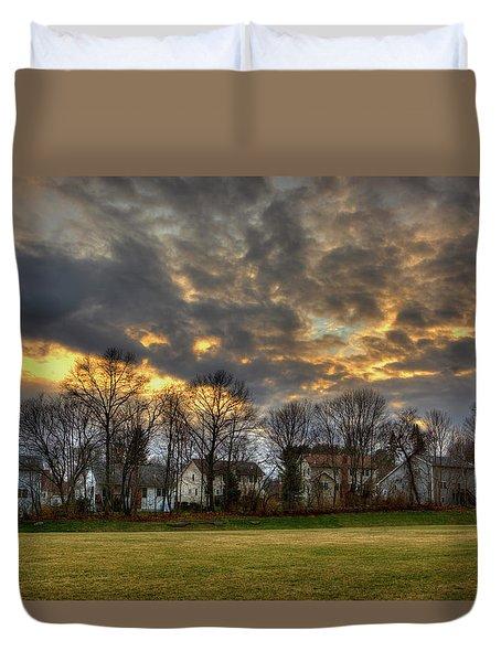 Sunset #9 Duvet Cover