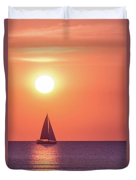 Sunset Dreams Duvet Cover