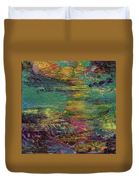Sunset Magic Duvet Cover