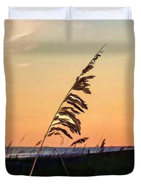 Sunset Memories Duvet Cover