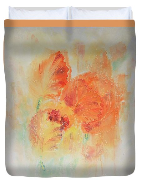 Sunset Shades Duvet Cover