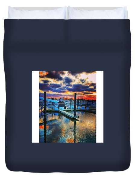 Sunset Supreme Duvet Cover