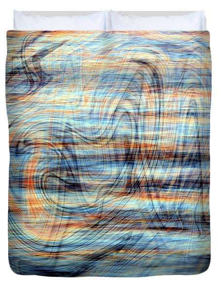 Sunset Water Baby Duvet Cover