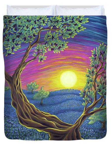 Sunsets Gift Duvet Cover