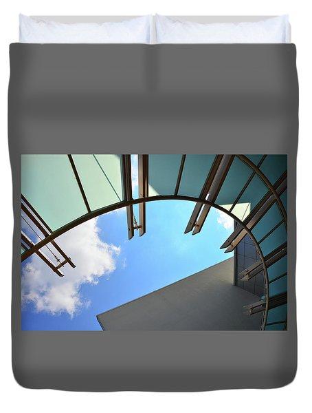Sunshade Duvet Cover