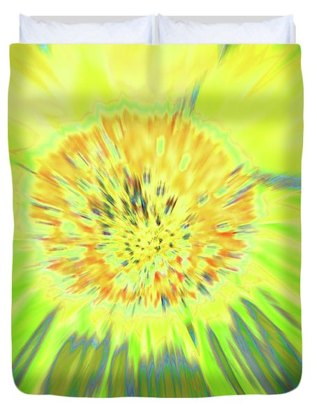 Sunshake Duvet Cover