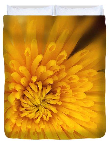 Sunshine Mum Duvet Cover by Kathy M Krause