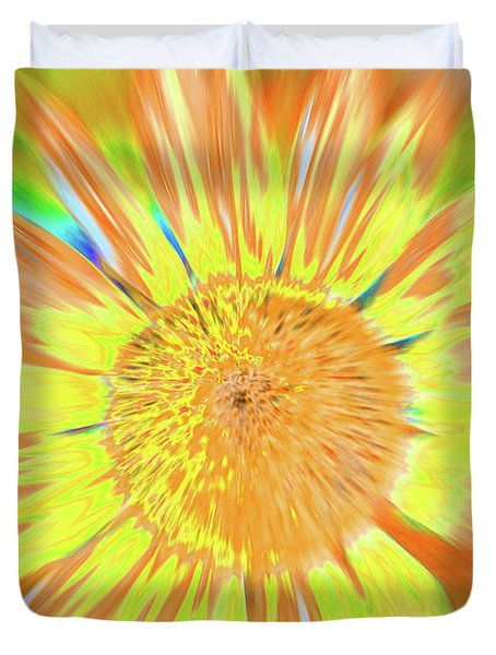 Sunsoaring Duvet Cover