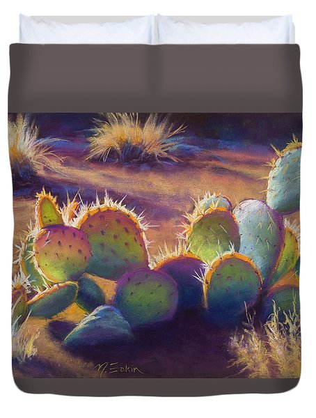 Sunstuck Duvet Cover
