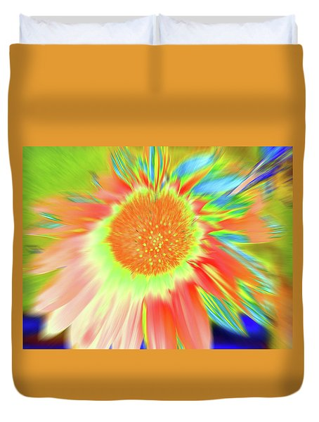 Sunswoop Duvet Cover
