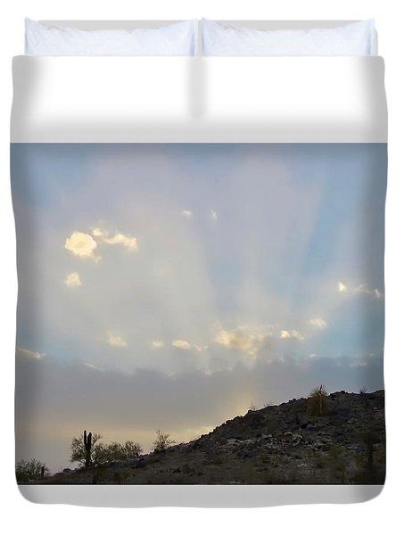 Suntensed Duvet Cover