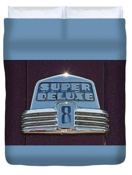Super Deluxe 8 Duvet Cover